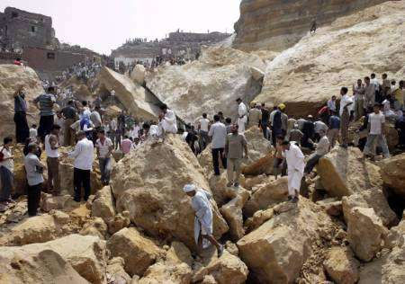Egypt must act to avoid repeat rockslide disaster: Amnesty