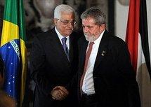 Brazil's Lula calls for Israel settlement freeze