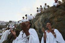 Iran pilgrims stage protest as hajj peaks