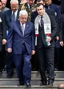 Abbas thanks Venezuela for supporting Palestinians