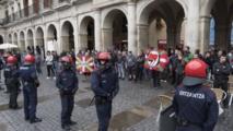 Catalans queue for 'illegal' independence referendum: 'We will vote!'