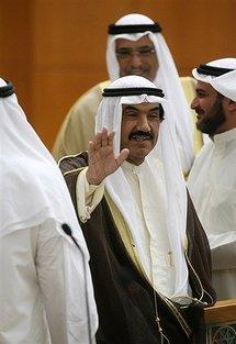 Sheikh Nasser Mohammed al-Ahmed al-Sabah