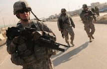 US soldiers in Kabul (AFP/File/Massoud Hossaini)