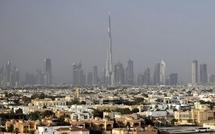The Dubai skyline (Oliver Lang/AFP)