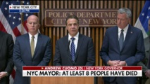 Mayor: Slain visitors are honorary New Yorkers 'now and forever'