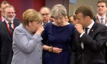 Britain to start latest round of EU talks amid cabinet turmoil