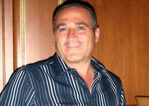 Israeli ambassador to Jordan Dani Nevo, in Amman