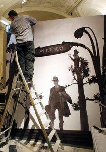 French photographer Izis captures poetic Paris