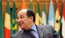 Morocco's Foreign Minister Taieb Fassi Fihri