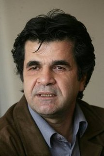 Jailed director Jafar Panahi in 2006