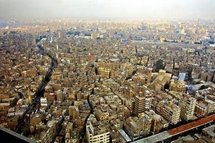 A general view of Cairo