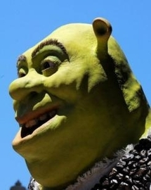 3-D Shrek knocks Iron Man off North American box office top spot