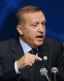 Turkish Prime Minister Recep Tayyip Erdogan