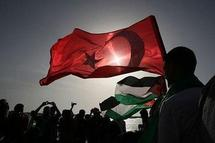 Tens  thousands  of Moroccans protest against Israel