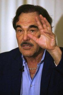 Oscar-winning director Oliver Stone