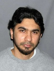 US Department of Justice-issued photo shows Pakistani-American Faisal Shahzad.
