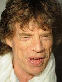 Mick Jagger in May 2010