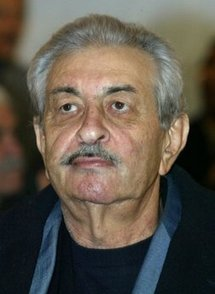 Palestinian leader Abu Daoud in 2005