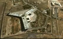 Saydnaya military prisson near Damascus