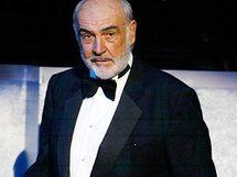 Oscar-winning film star Sean Connery