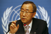 UN chief urges Israel to further ease Gaza blockade
