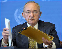 UN group in Gaza on follow-up to Goldstone war report