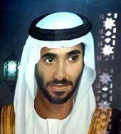 Sheikh Falah bin Zayed bin Sultan al-Nahyan