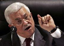 Abbas rejects link between peace process, US aid to Israel
