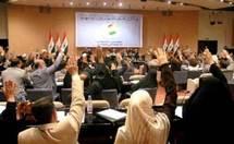 Iraq MPs meet as govt formation talks gather steam