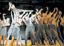 Bolshoi Ballet to beam live to world cinemas