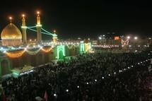 Millions throng Iraq's Karbala for Ashura finale