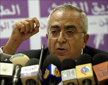 Palestinian PM says not seeking UDI