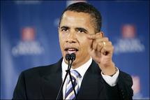 Obama condemns Syria violence