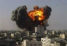 France denounces 'absurd' Israel-Hamas violence
