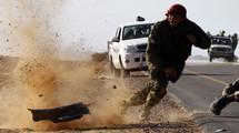 Rebels claim Misrata success as NATO targets Kadhafi