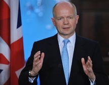 In Syria, limits to any foreign intervention: Britain