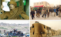 Kadhafi steps up assault on rebels across Libya