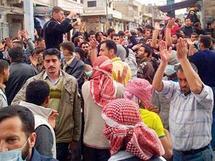 Syria crackdown spurs US warning of pressure