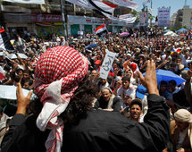 Yemen opposition vows to keep out injured Saleh