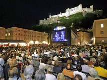 Dresden takes over at Salzburg festival