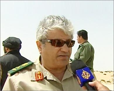 Kadhafi regime says Al-Qaeda killed rebel army chief
