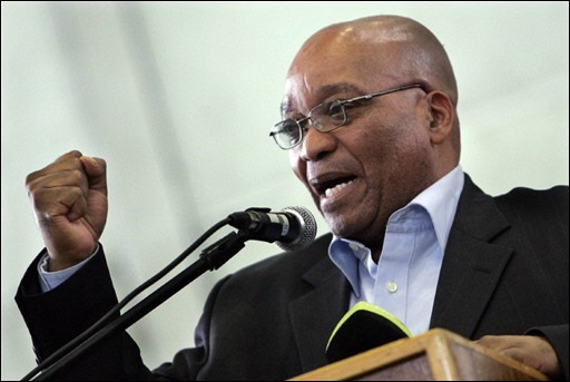 S.African who spilled drink on Zuma treated like 'murderer'
