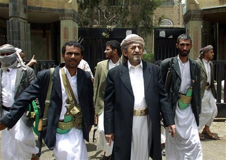 Yemeni tribes form coalition against Saleh