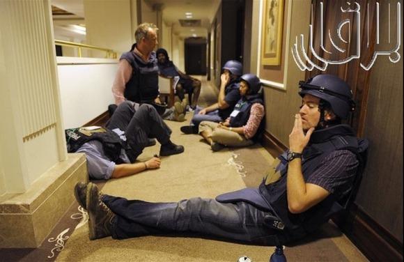 Pro-Kadhafi fighters kidnap four Italian journalists