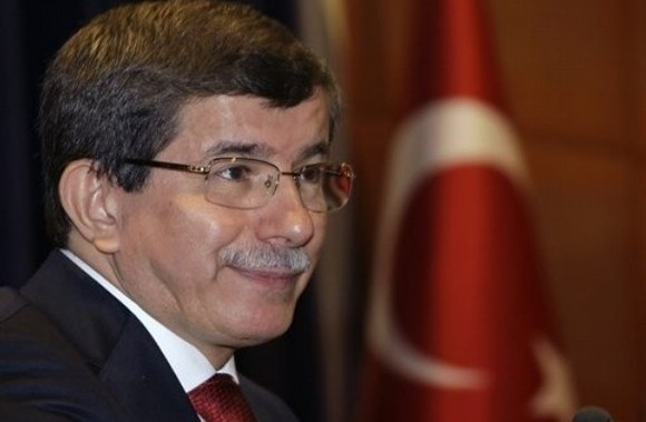 Turkey sides with Syrian people: minister