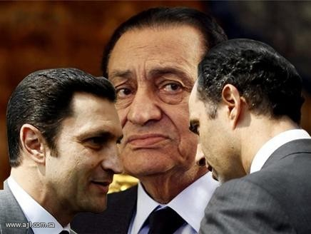 Clashes at Mubarak trial, anti-riot chief fingered