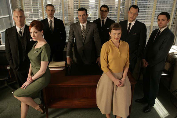 'Mad Men,' 'Modern Family' win Emmys glory