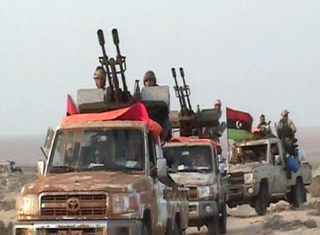 Libya's NTC claims vital Sabha victory