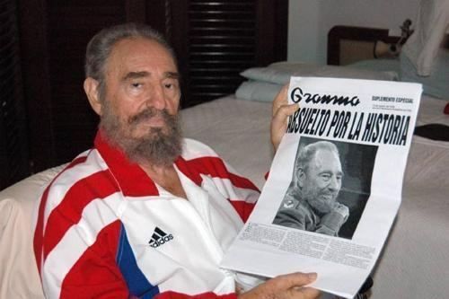 Fidel Castro calls Obama UN address 'gibberish'