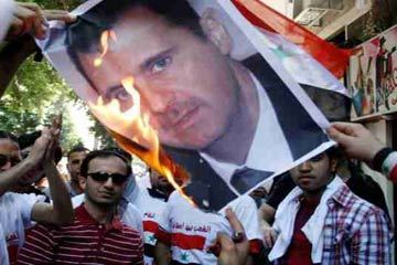 Syrian leader names new governors as pressure mounts
